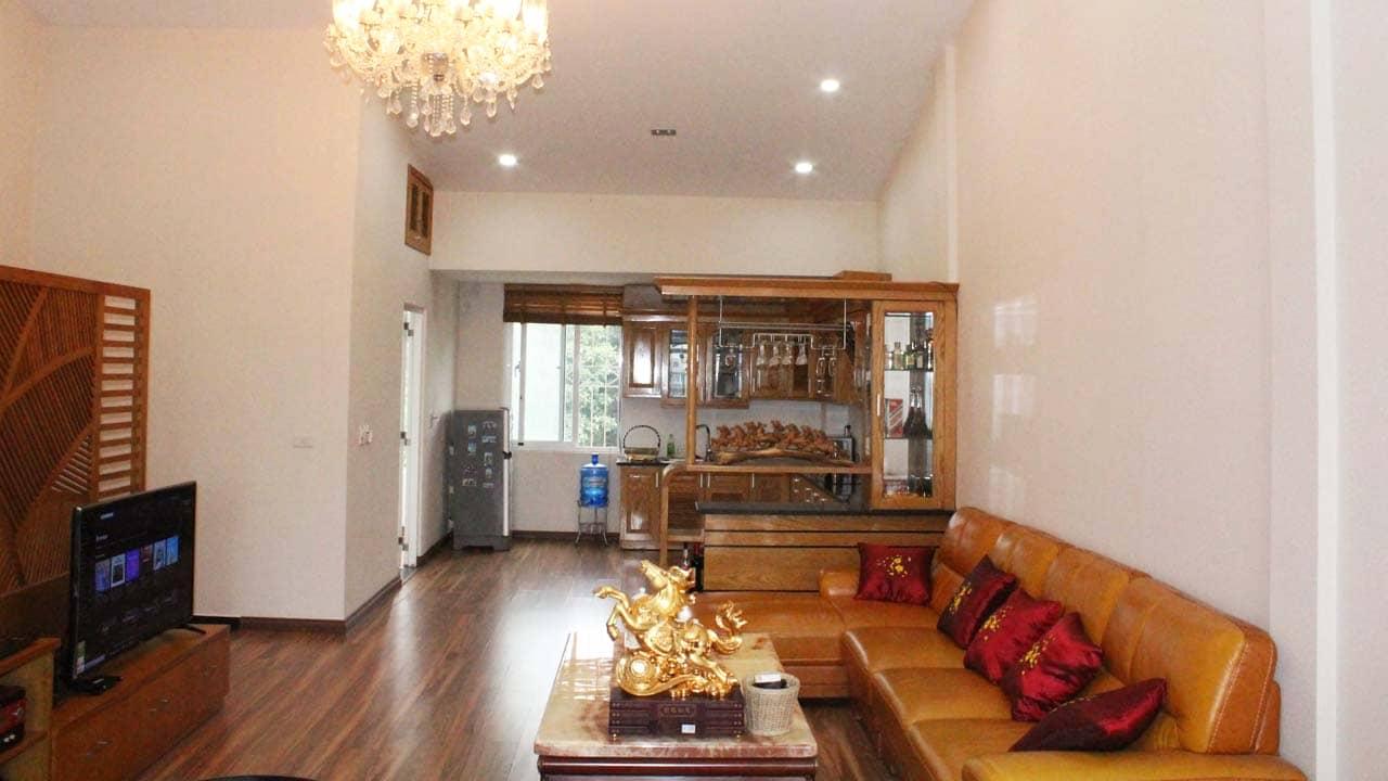 Phòng khách La Habor Villa Hạ Long. Nguồn: Internet