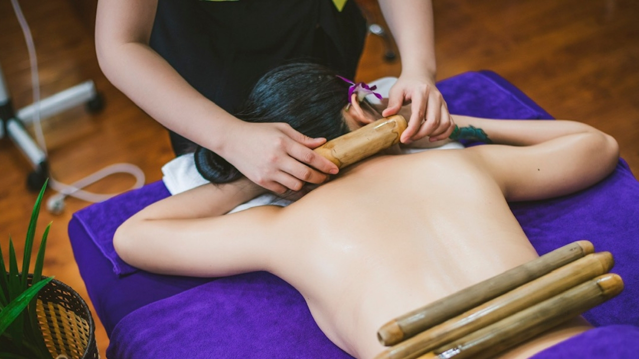 Massage Tre tại Mây Spa