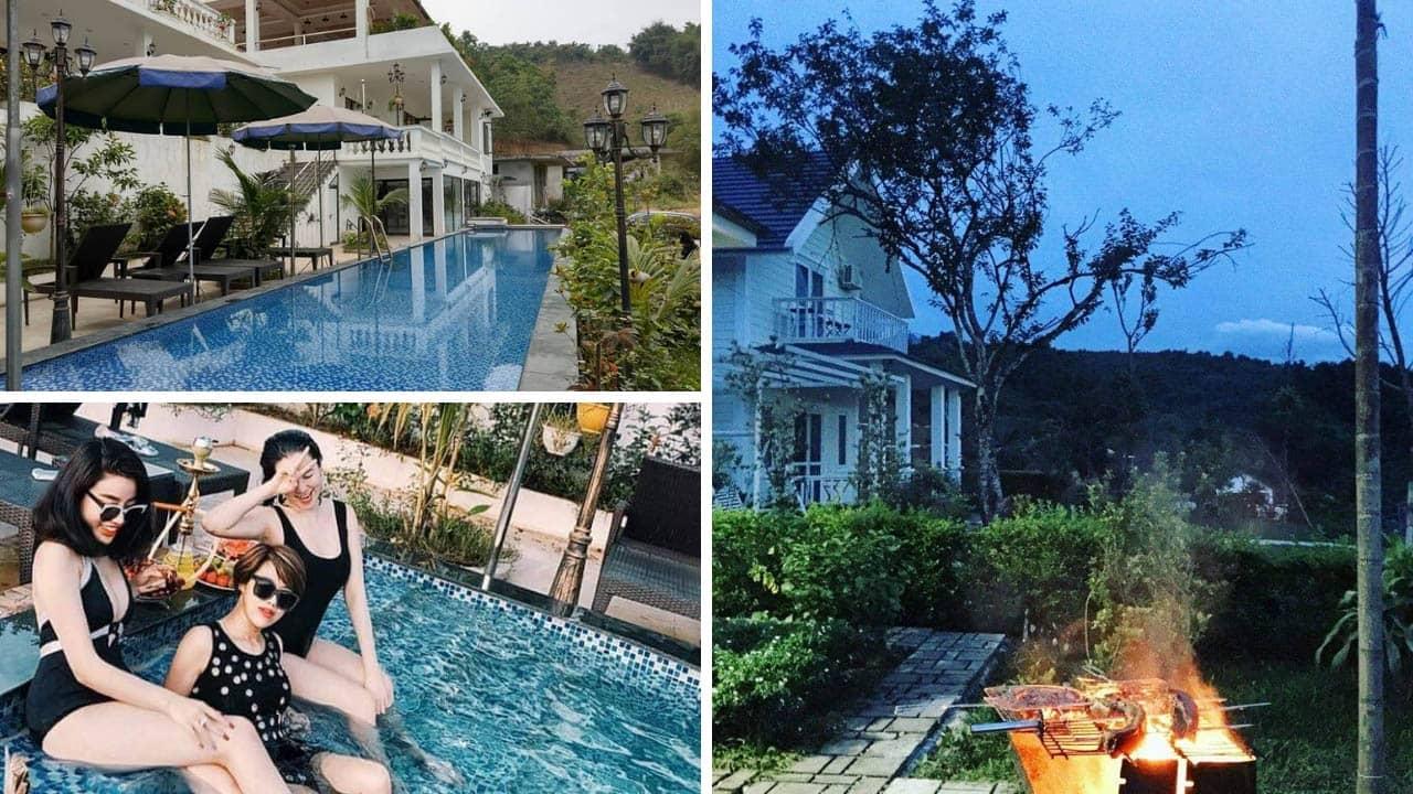 Tận hưởng kỳ nghỉ tuyệt vời tại Sunset Villas & resort Hòa Bình