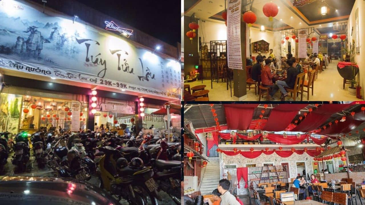 Nhà hàng Túy Tửu Lâu