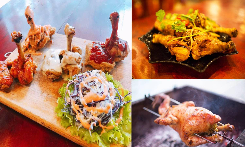 Túy Tửu Lâu: quán ăn trưa Đà Lạt hấp dẫn