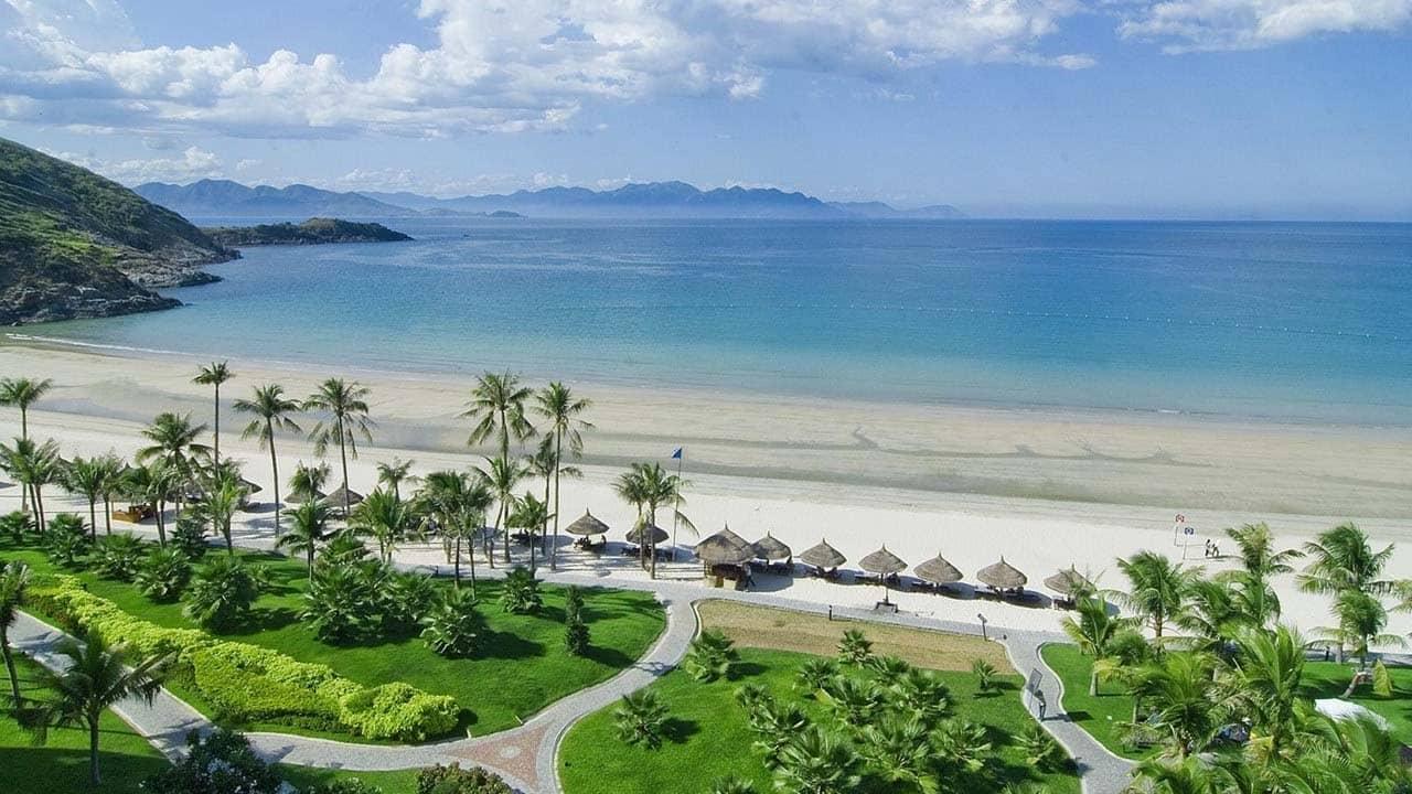 Đà Nẵng tháng 3 với khí hậu ấm áp, chưa có nhiều khách du lịch nên rất bình yên. Nguồn: Internet