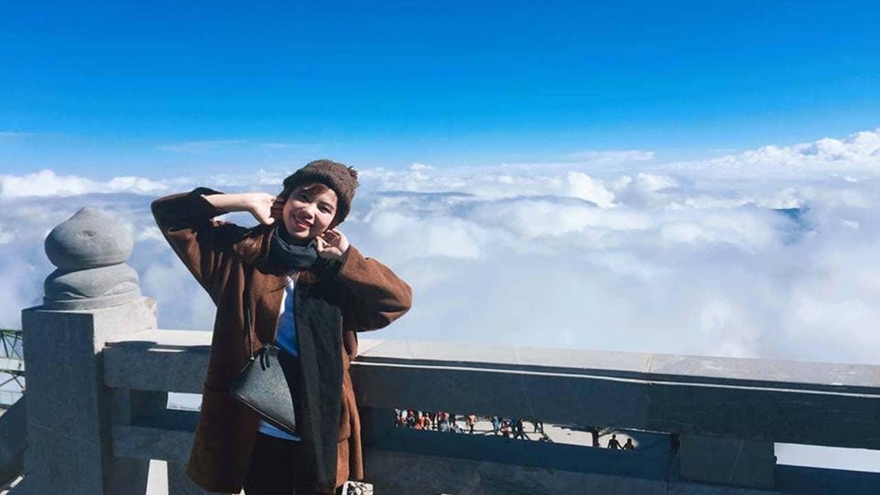 Du lịch tháng 3 SaPa là lúc ít sương, nhiều mây. Nguồn: Internet