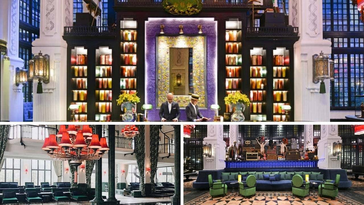 """Hotel de la Coupole được xem là """"chuẩn mực của xa xỉ"""" trong các khách sạn 5 sao hạng sang"""
