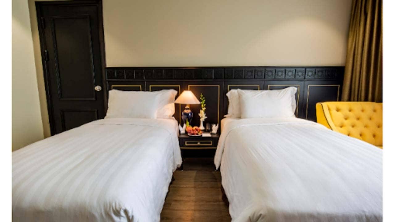 Phòng massage tại khách sạn BB Sapa