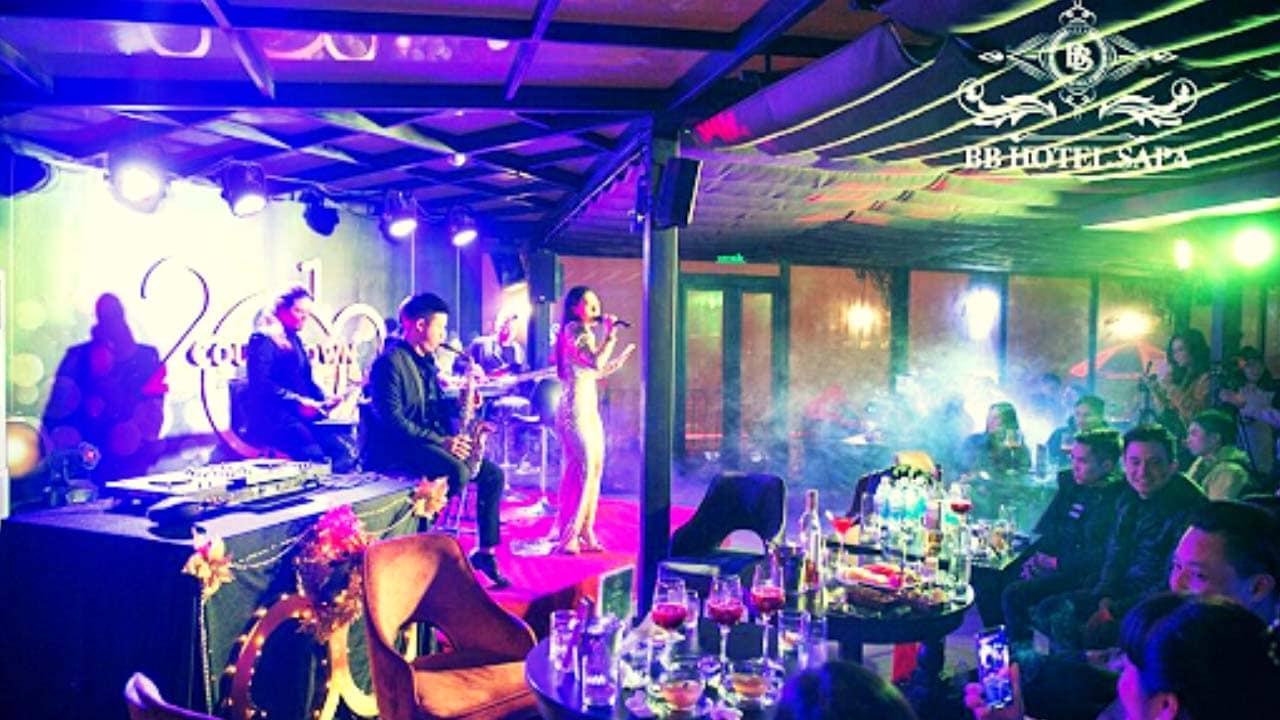 BB SKY LOUNGE - địa điểm vui chơi về đêm tại Sapa