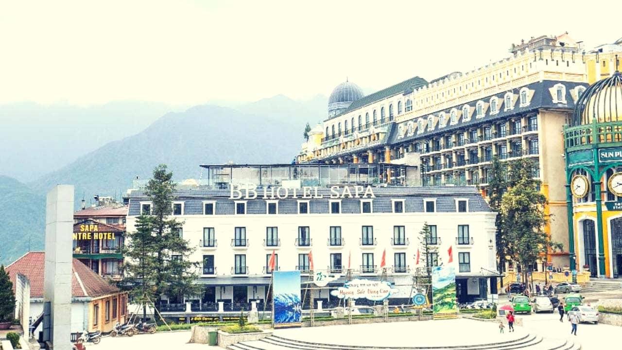 BB hotel Sapa được biết đến với thiết kế phòng theo kiểu boutique