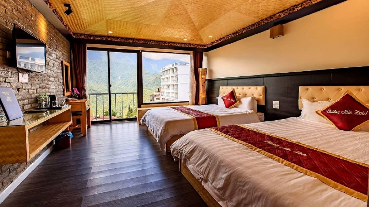 Phương Nam là khách sạn Sapa đẹp - giá rẻ có chất lượng phòng, dịch vụ tốt nhất