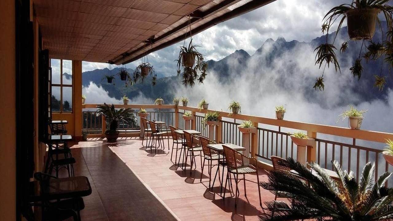 Khách sạn sao Phương Nam Sapa: khách sạn với view mây trời Sapa tuyệt đẹp