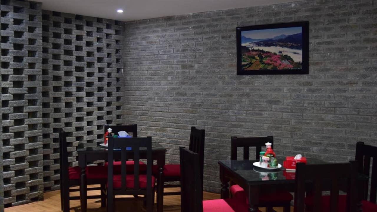 Nhà hàng tại khách sạn Phương Nam Sapa