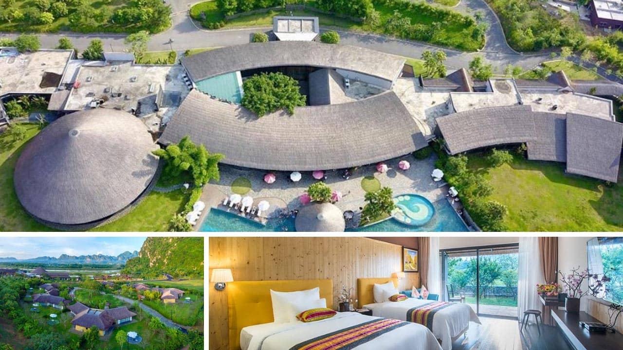 Serena Kim Bôi - resort nổi tiếng nhất Tây Bắc