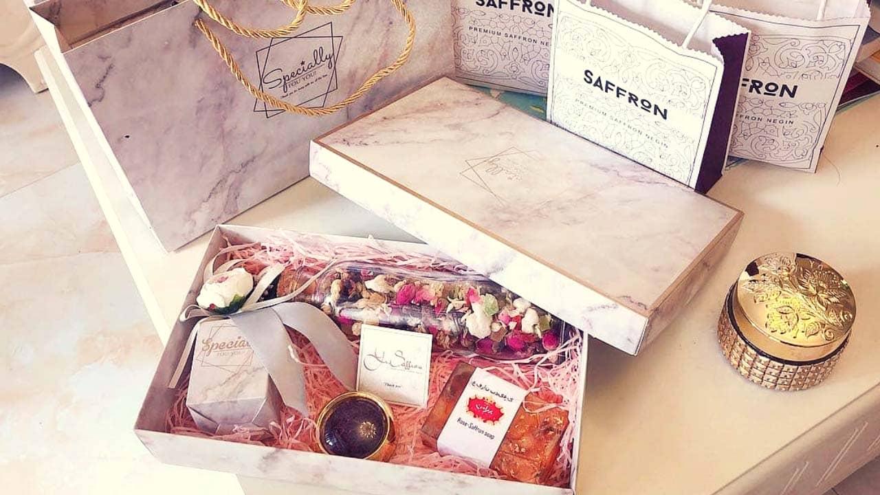 """Set saffron""""thần dược"""" đối với phụ nữ"""
