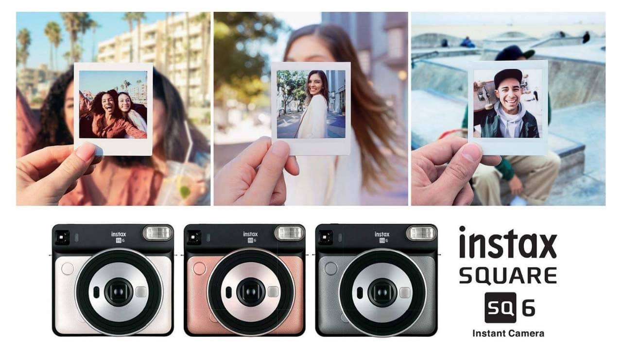 Tặng máy ảnh instax cho những cô nàng hay vi vu du lịch