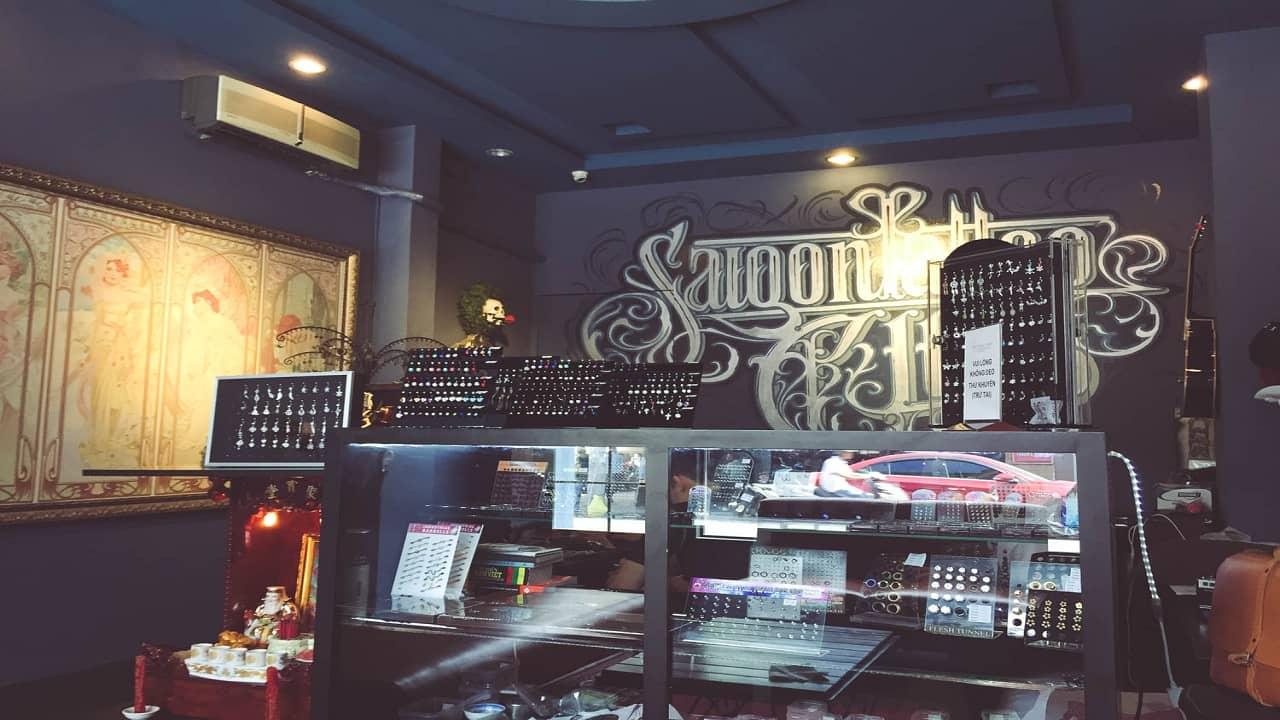 SaigonTattoo Club