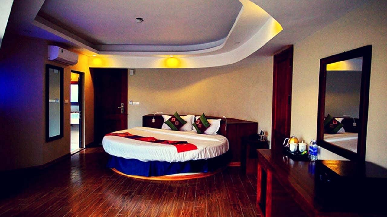Phòng dành riêng cho các căp đôi tại khách sạn