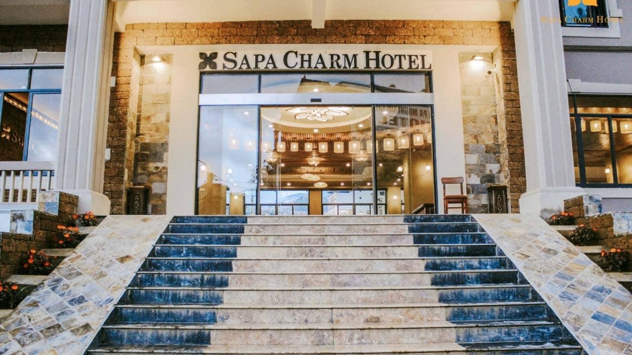 Khách sạn Charm Sapa