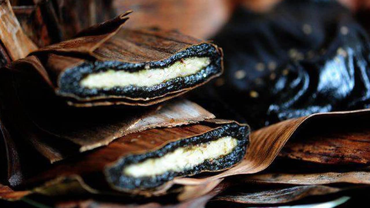 Bánh gai ngon khi thưởng thức lúc nguội, vì nóng khiến bột nếp chưa cô lại, ăn sẽ nhão.