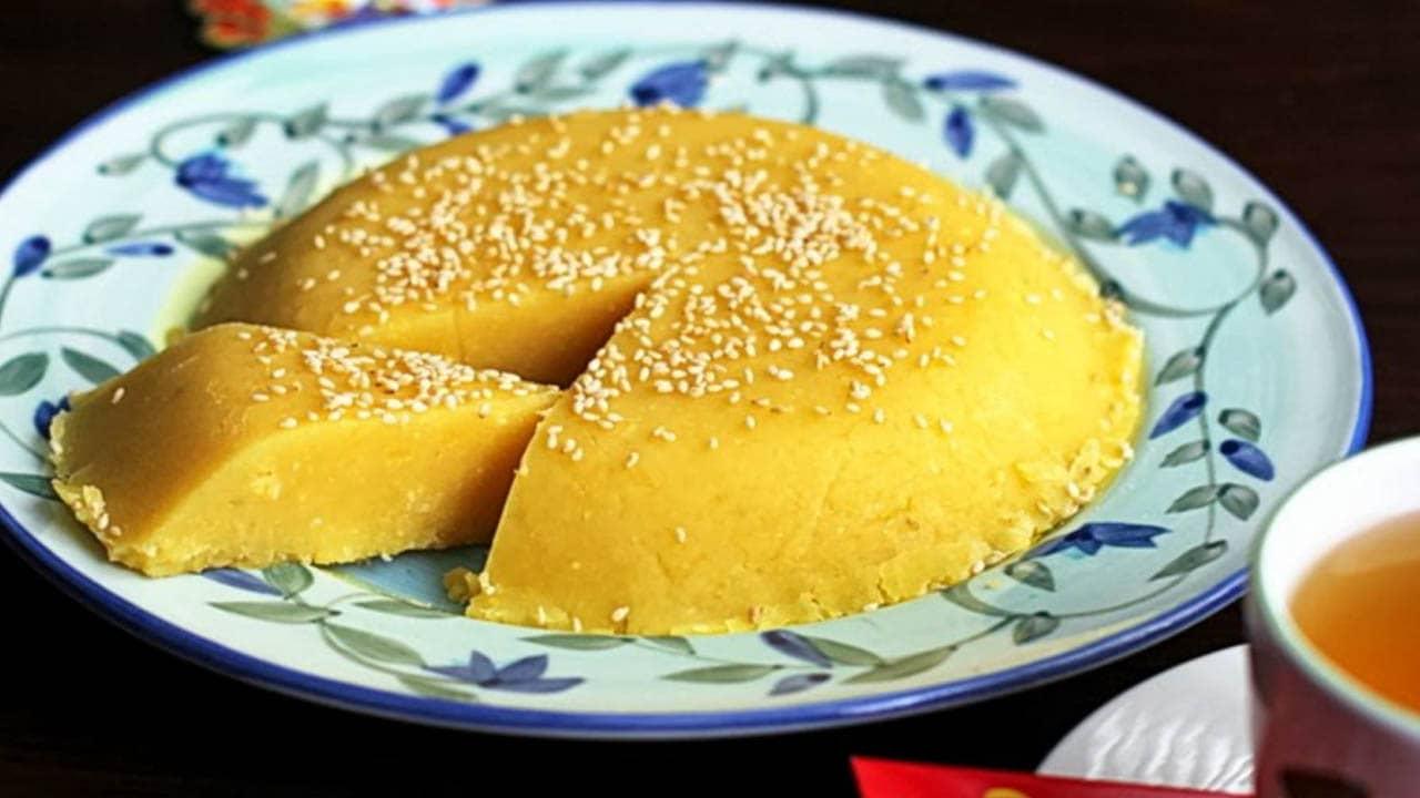 Món chè dân dã ấy được người dân Nam Định đãi khách trong những ngày lễ tết, hay cúng rằm