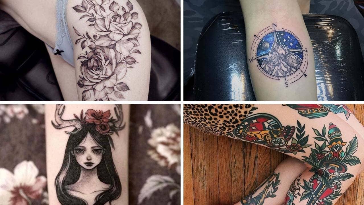 Crazy Tattoosở hữu những mẫu hình xăm độc đáo