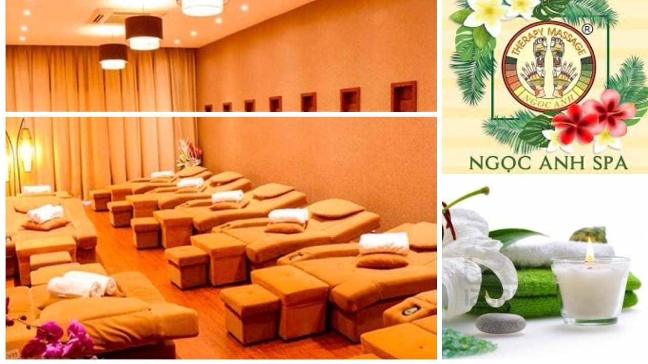 Ngọc Anh Spa nổi tiếng với phương pháp massage body số 1 Sài Gòn