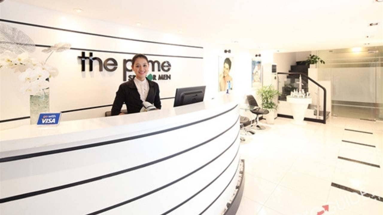 The Prime địa chỉ massage chăm sóc sức khỏe dành riêng cho nam giới