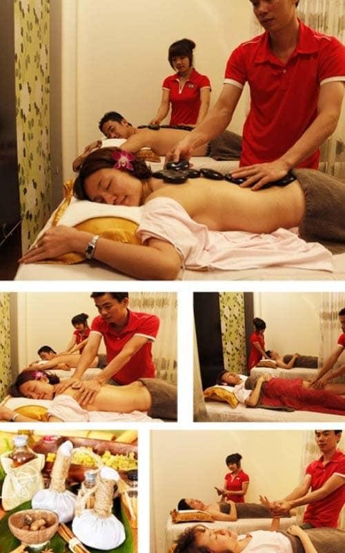 Enjoy và Yuan Massage Sài gòn - địa chỉ cho các cặp đôi