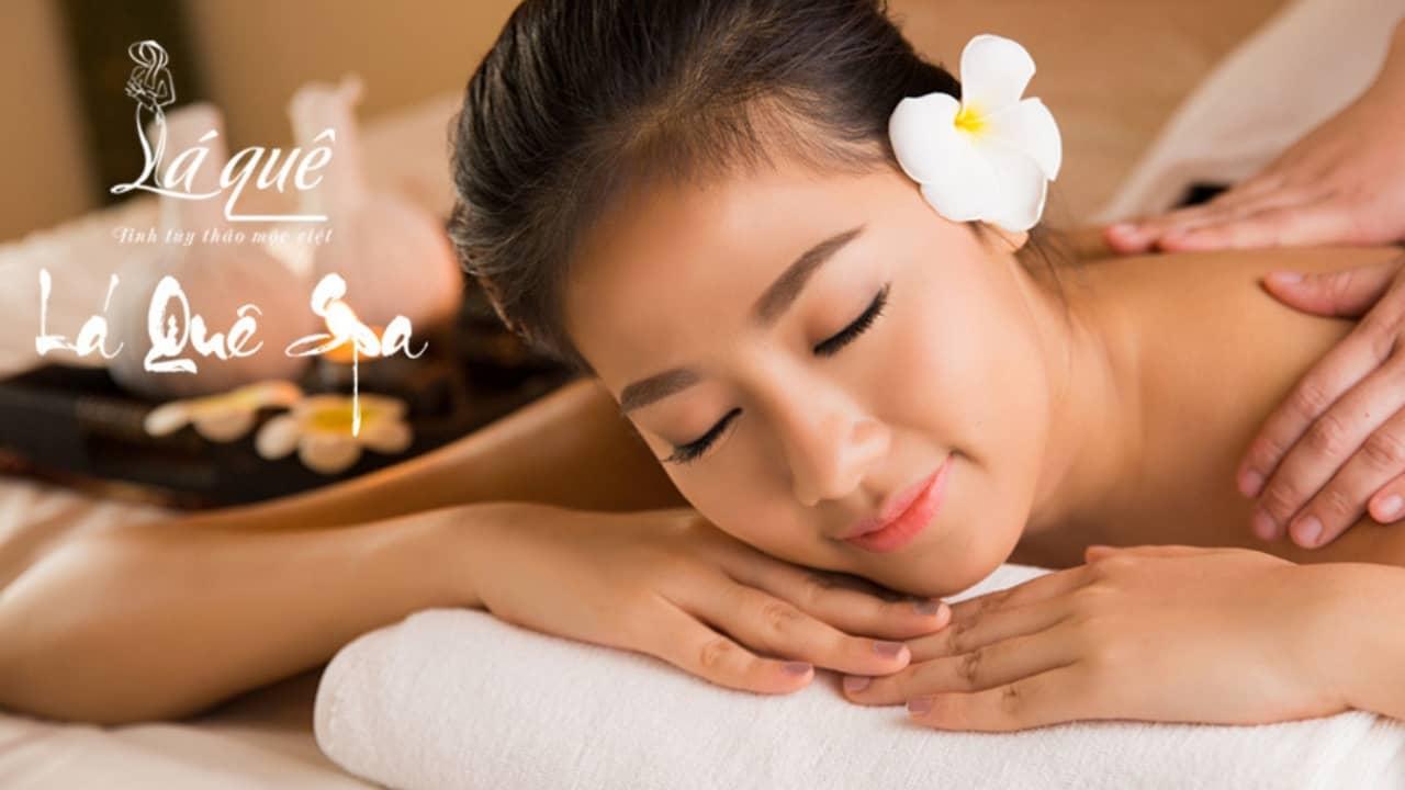 Spa Lá Quê cũng là một trong những địa chỉ chuyên về massage Thái ở Sài Gòn