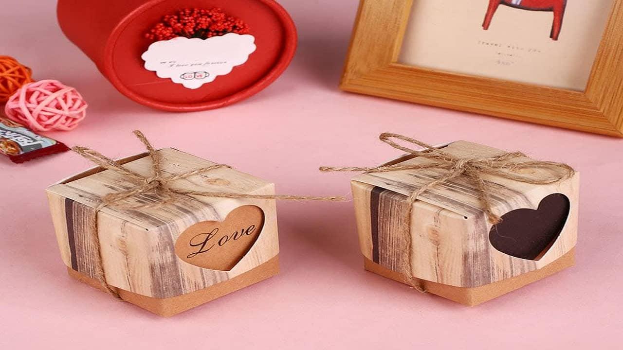 Quà handmade với cách gói quà độc đáo