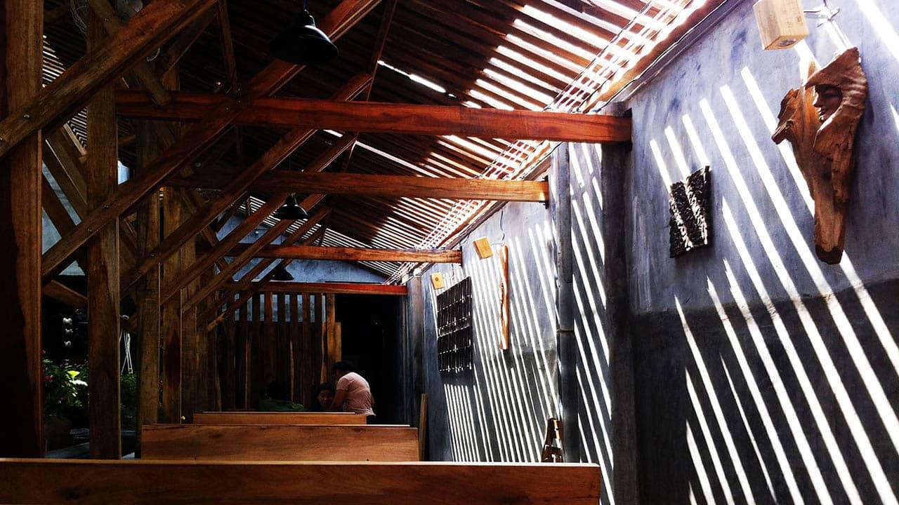 Không gian hoài cổ, vintage tại An cafe Nha Trang