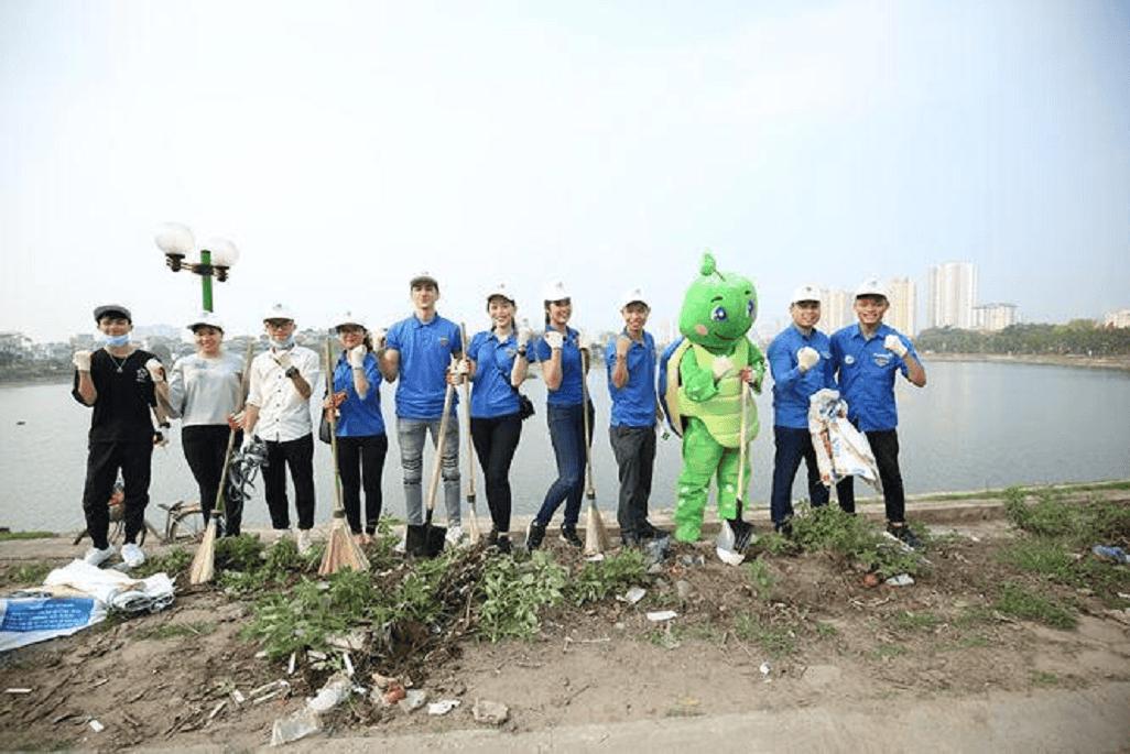 Trào lưu dọn rác được người nổi tiếng ủng hộ và thực hiện chính là cách tốt nhất để gây ảnh hưởng đến ý thức của cộng đồng về việc dọn dẹp môi trường sống, trả lại sự trong lành cho thiên nhiên.