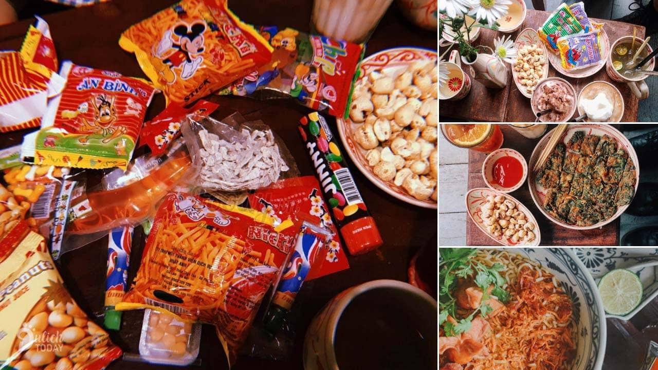 Những món ăn mà hồi đi học chắc chắn ai cũng thuộc nằm lòng