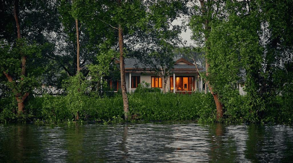 Resort Azerai Cần Thơ biệt lập và cực kỳ yên tĩnh