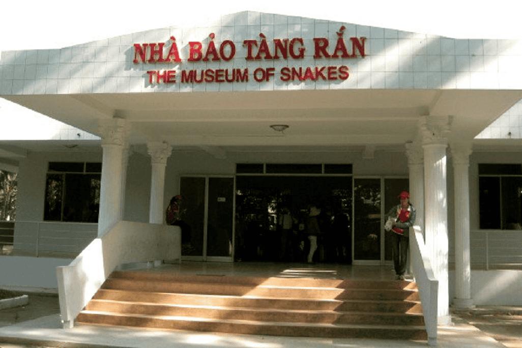 Nhà bảo tàng rắn