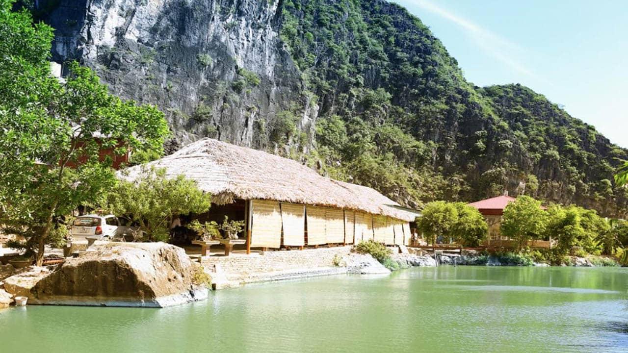 Tam Cốc homestay Ninh Bình với phong cảnh non nước hữu tình