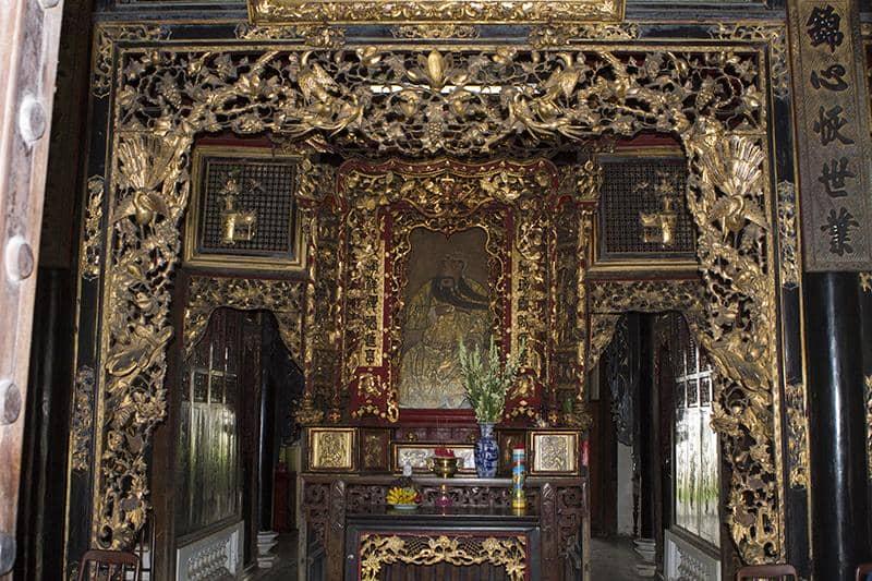 Ngôi nhà Huỳnh Thủy Lê là sự pha trộn của kiến trúc Pháp – Việt – Trung