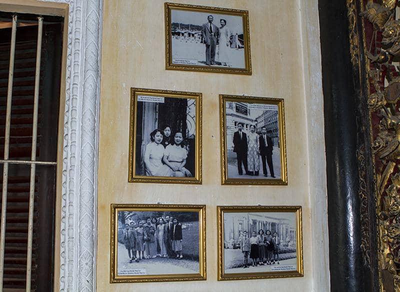 Hình ảnh về gia đình ông Huỳnh Thủy Lê