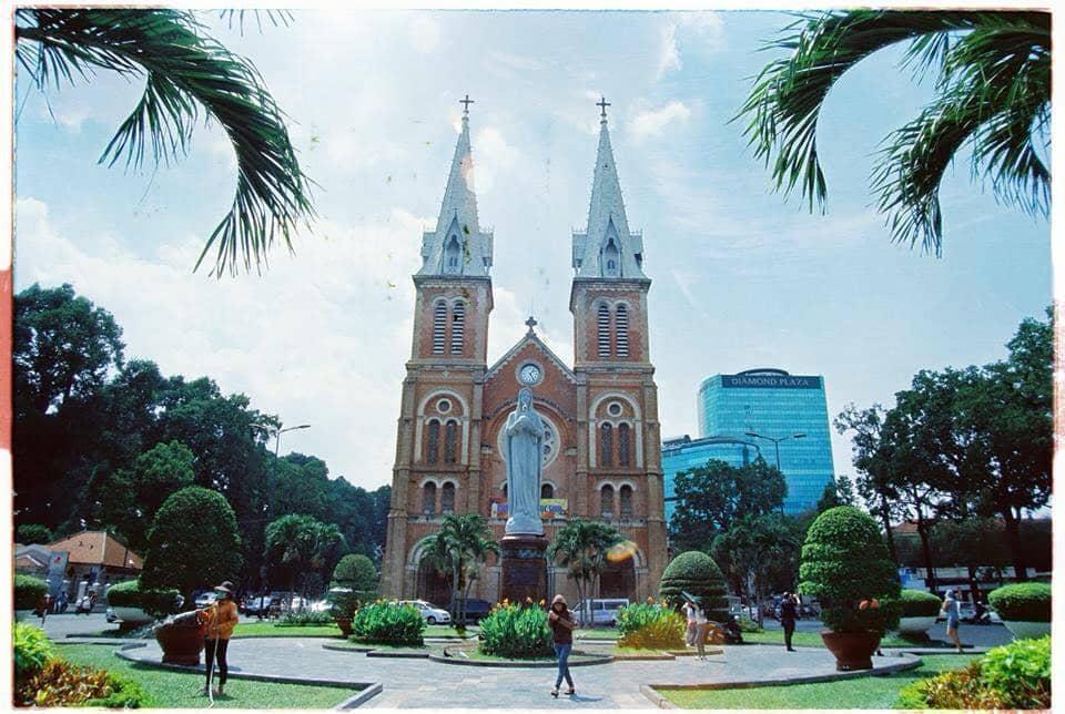Sài Gòn bây giờ vẫn giữ lại được vẻ đẹp của thời xa vắng
