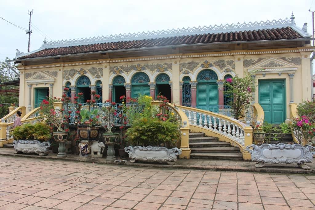 Ngôi nhà đã trở thành điểm tham quan du lịch nổi tiếng