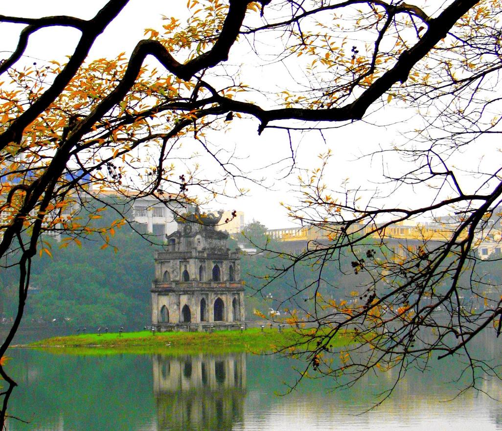 """Cùng nhau ngắm nhìn Hồ Gươm """"căng tràn"""" sức sống"""