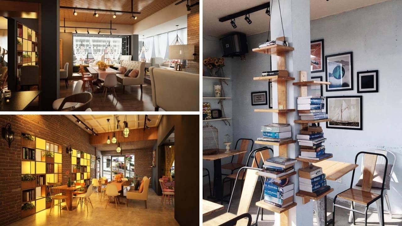 Không gian ấm áp tại City Fox Bistro Cafe Nha Trang