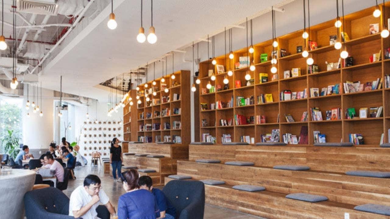 Work Cafe Saigon