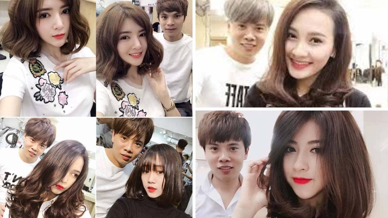 Salon tóc Sài Gòn dành cho những chị em tóc ngắn cá tính