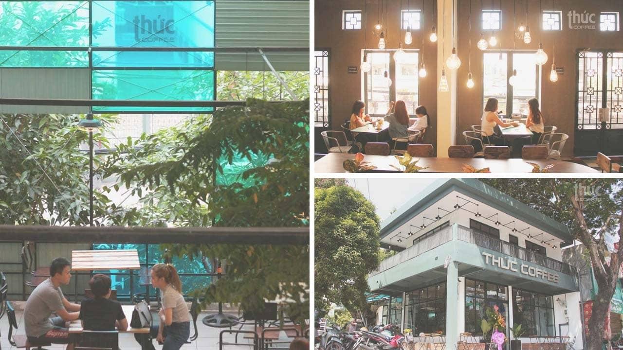 Thức Cafe là quán cafe Sài Gòn mở 24/24 đầu tiên