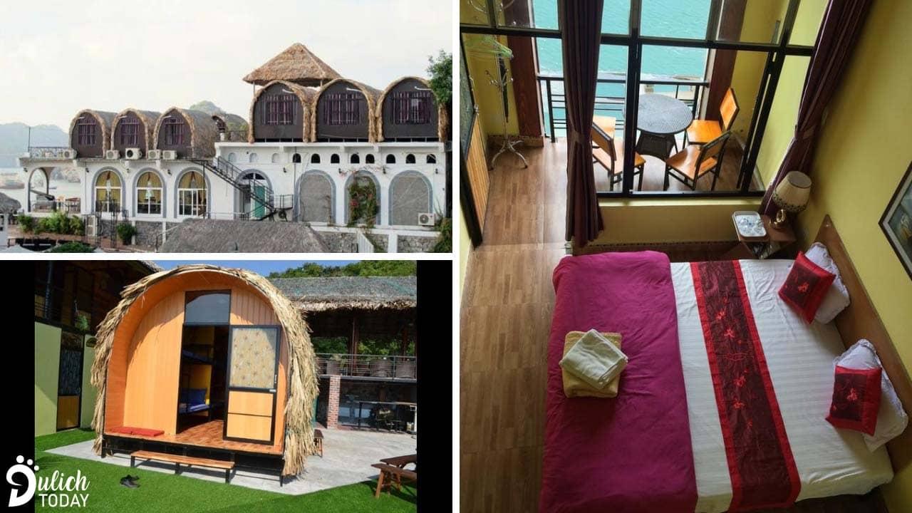 Lepont Bungalow Hostel thiết kế homestay theo mô hình Ổ Rơm độc đáo