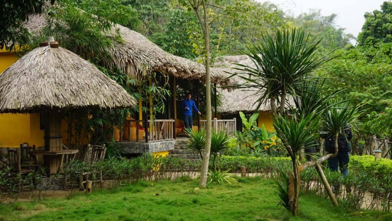Mai chau nature lodge – homestay với thiết kế lấy cảm hứng từ những ngôi nhà Thái