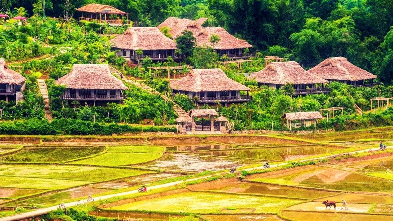 Zostay homestay Mai Châu – homestay xinh xắn với giá bình dân