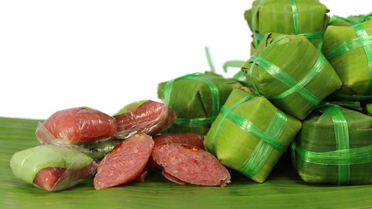 Nem chua Lai Vung là đặc sản làm quà cho dân nhậu được yêu thích