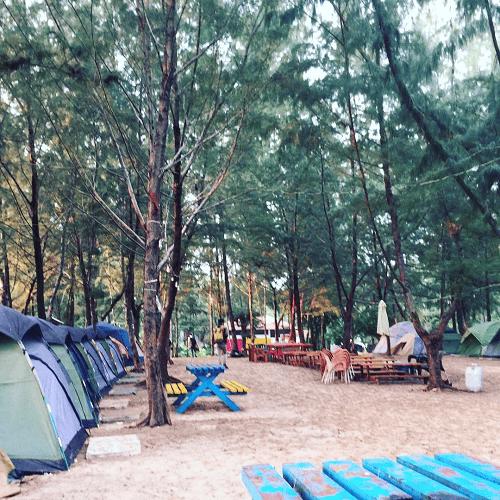 Zenna Pool Camp khiến mọi người thích mê ngay từ cái nhìn đầu tiên.