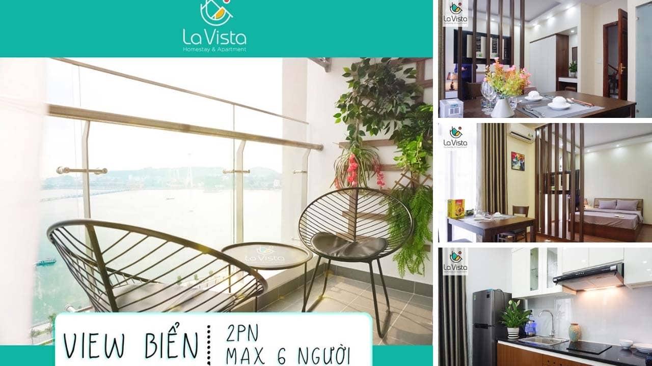 Lavista là homestay Hải Phòng được thiết kế theo phong cách năng động, hiện đại