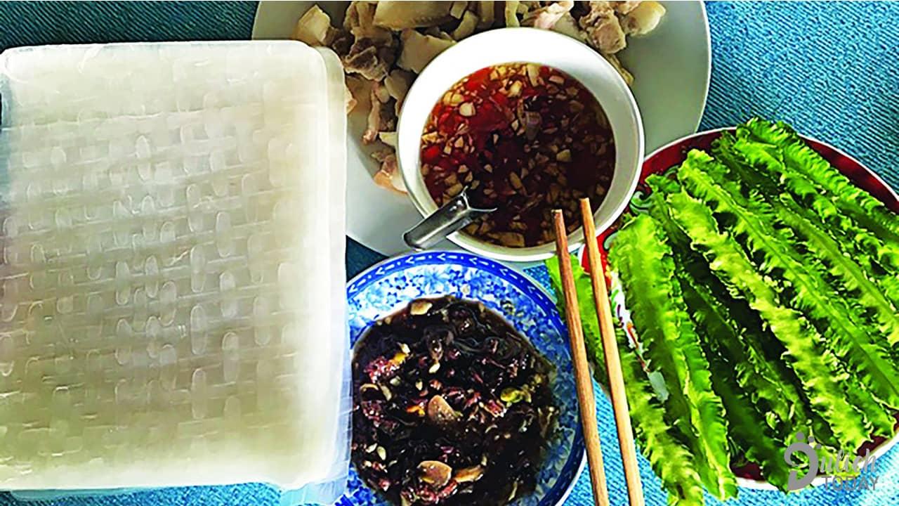 Mắm chua Tây Ninh được chế biến công phu mang hương vị đậm đà